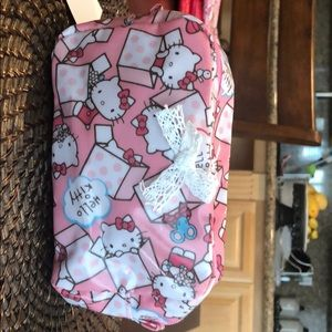 Hello Kitty pencil/cosmetic pouch